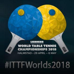 【世界卓球2018スウェーデン】テレビ放送中継予定と無料ネットライブ配信!