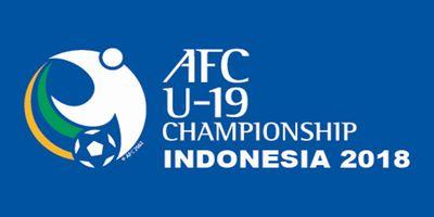 【U-19アジア選手権2018】テレビ放送中継日程!出場国や組み合わせは?