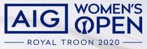 全英女子オープンゴルフ2020のテレビ放送予定&ライブ配信!日本人は?